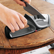 Four-Stage Handheld Sharpener