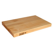 . Maple Edge-Grain Cutting Board, 12  x 18  x 1 1/