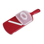 Adjustable Mandoline, Red