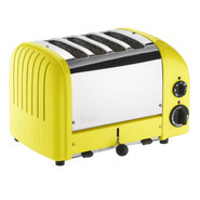 Citrus-Yellow NewGen 4-Slice Toaster