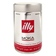 Ground Coffee, Moka