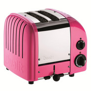 Chilly Pink NewGen 2-Slice Toaster