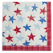 Multiple Stars Paper Cocktail Napkins