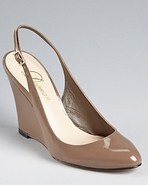 Pumps - Fargo Slingback Wedge