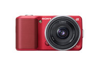 Refurbished - Alpha NEX-3 with 16mm Lens NEX-3A/R