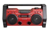 ZS-H10CP Heavy Duty CD Radio
