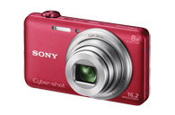 DSC-WX80/R Cyber-shot Digital Camera WX80