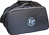 LP Large Black Bongo Bag with Cowbell Pouch