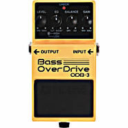 ODB-3 Bass OverDrive Pedal
