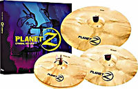 Planet Z Cymbal 4 Pack