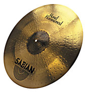Sabian HH Raw Bell Dry Ride 21