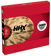 HHX Effects Cymbal Pack Set with Free DVD & Towel