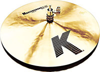 Zildjian K Mastersound Hi-Hat Cymbals 14