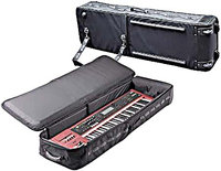 76-Key Keyboard Bag with Wheels SKB-KB76