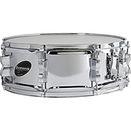 Accent CS Steel Sheel Chrome Plated Snare Drum