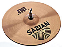Sabian B8 Rock Hi-Hat Cymbals 14
