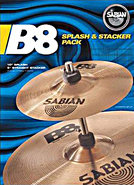 B8 Splash N Stacker Cymbal Pack Set