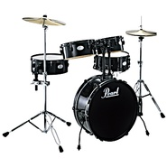Rhythm Traveler 5-Piece Practice Drum Set
