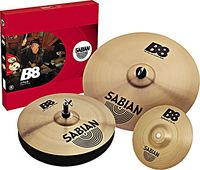 B8 2 Plus Cymbal Promo Pack
