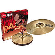 Paiste PST5 Series Cymbal Set - 18   Crash/Ride an
