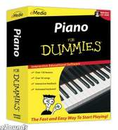 Piano for Dummies on CD-Rom