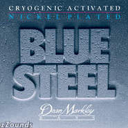 Blue Steel Bass Strings (45-125)
