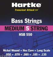 HSB550 Bass Strings (5-String)