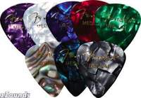 351 Premium Celluloid Medium Picks, 12 Pack - Abal