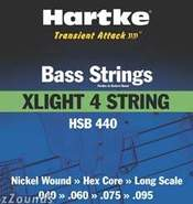 HSB440 Bass Strings (4-String)