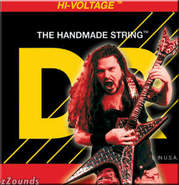DBG10 Hi-Voltage Guitar Strings (10-46)