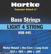 HSB445 Bass Strings (4-String)