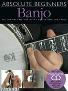 Absolute Beginners Banjo Book and CD