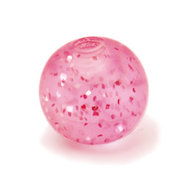Pink Glitter UV Replacement Ball - 6mm