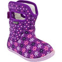 Baby Boot Purple Daisy Kids&#39;s