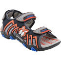 Jr Sandal Strike Toddler Grey/Orange Kids's