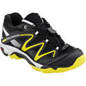 XT Wings K Black/Black/Canary Yellow Kids&#39;s