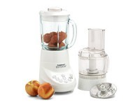 40-oz. Duet Blender/Food Processor, White