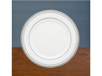 6-in. Federal Platinum Bread and Butter Plate, Sla