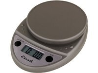 11-lb. Primo Digital Scale, Metallic