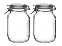 Set of 2 72-oz. Storage Jars