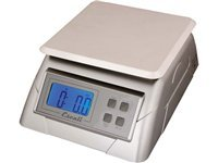 13.2-lb. Alimento Digital Scale, Silver