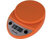 11-lb. Primo Digital Scale, Pumpkin Orange