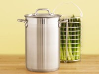 4-qt. Specialties Asparagus Steamer