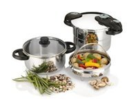 6-pc. Futuro Pressure Cooker Set
