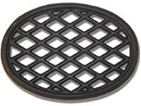 10.25-in. Hearth Lattice Trivet, Matte Black