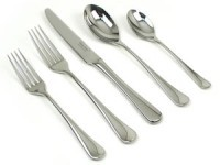 20-pc. Province Mirror Service for 4 Flatware Set