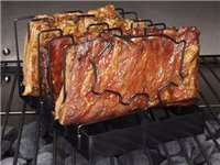 Nonstick SpaceSaver Rib Rack