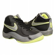OVERPLAY 7 Shoes (Black/Grey/Volt) - Men's Shoes -