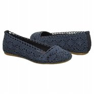 Mosley Shoes (Navy Crochet) - Women&#39;s Shoes - 10.0
