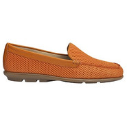 Web Browser Shoes (Orange Fabric) - Women&#39;s Shoes 